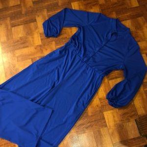 Pants - Long Sleeve Jumpsuit